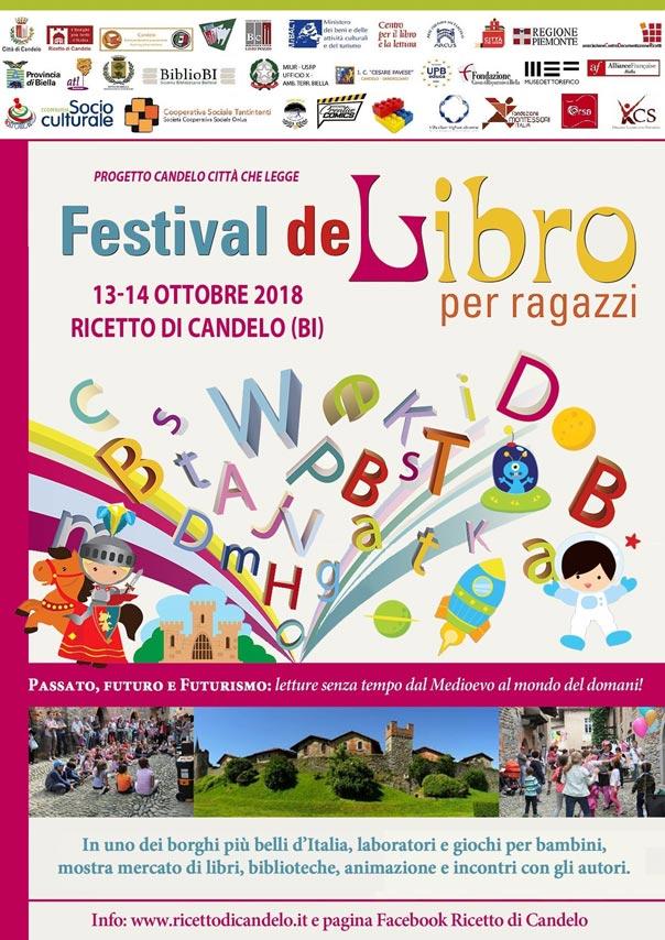 Festival del Libro a Ricetto di Candelo
