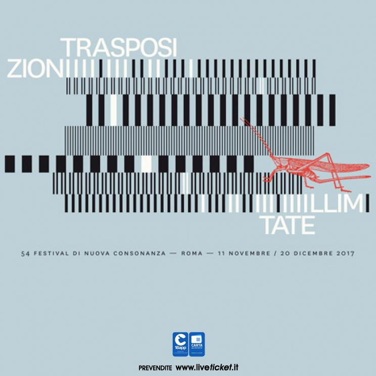 festival nuova consonanza 2017/18