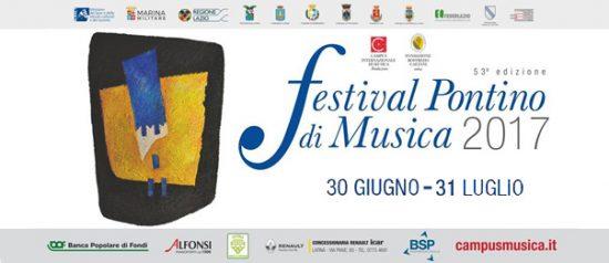 53° Festival Pontino di Musica a Sermoneta e Latina
