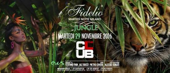 Fidelio a The Club Milano