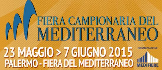 Fiera Campionaria del Mediterraneo a Palermo