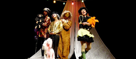 Olèe - Filastroccando e cantando al Teatro Politeama di Lamezia Terme