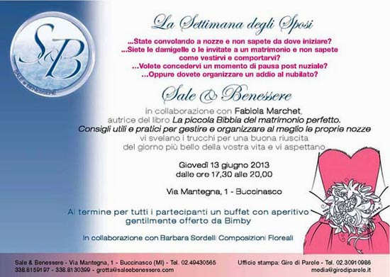 Fiori d'arancio a Milano Fabiola Marchet a Buccinasco