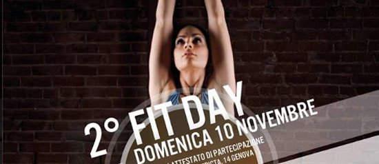 2° Fit Day Genova