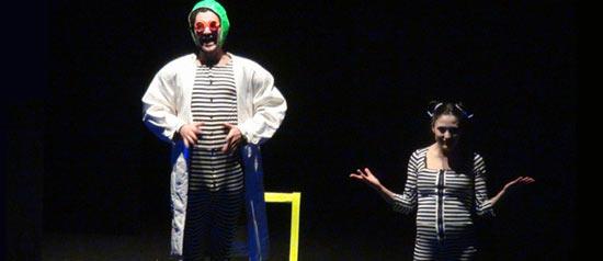 Flic & Floc al Teatro Politeama di Lamezia Terme