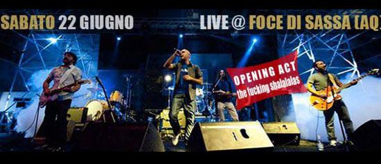 Area765 live @ Foce di Sessa