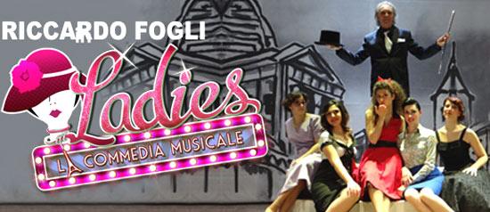 "Riccardo Fogli in ""Ladies"" al Teatro Fabbri di Forlì"