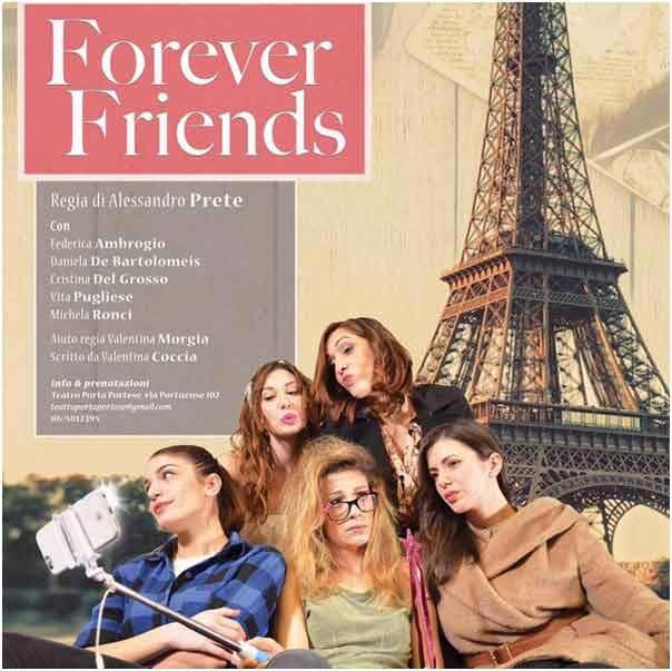 Forever friends al Teatro Vittorio Veneto di Colleferro