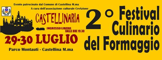 """Castellinaria"" al Parco Montauit a Castellina Marittima"