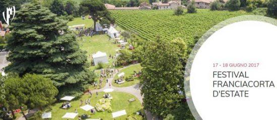 Festival Franciacorta d'Estate 2017 a Corte Franca