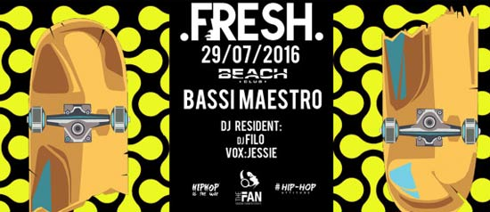 Fresh al Beach Club Versilia