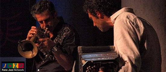 Fresu & Di Bonaventura live al Teatro Comunale di Cagli