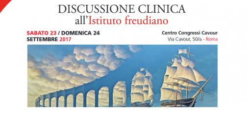 Discussione clinica all'Istituto Freudiano di Roma