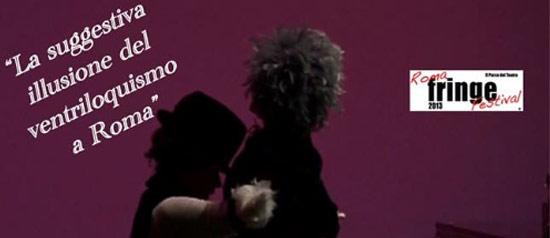 L'arte della Fuga al Roma Fringe Festival