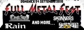 Full Metal Fest Open Air 2016 al Castello di Montorio a Verona