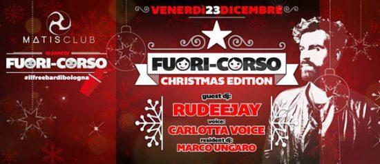 """""""Fuori-corso"""" Christmas Edition al Matis Dinner Club di Bologna"""