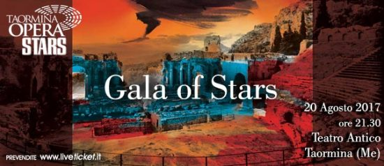 Taormina Opera Stars - Gala of Stars al Teatro Antico di Taormina