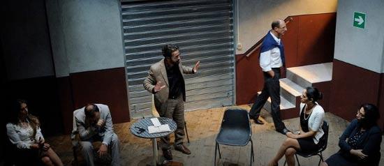 Garage al Teatro Area Nord di Napoli