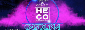 Gasolina all'Heco - The Hedonist College di Forlì