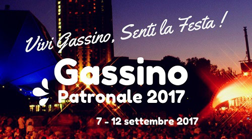 Festa Patronale 2017 a Gassino Torinese