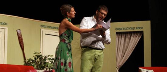 Gatti da legare al Teatro San Giorgio di Bisuschio