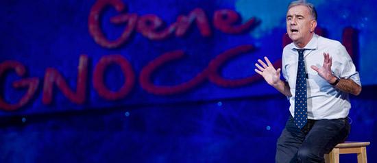 """Gene Gnocchi """"Cose che mi sono capitate…ancora"""""""
