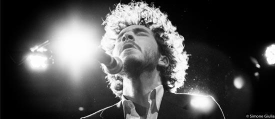 Giacomo Toni in concerto a Rimini