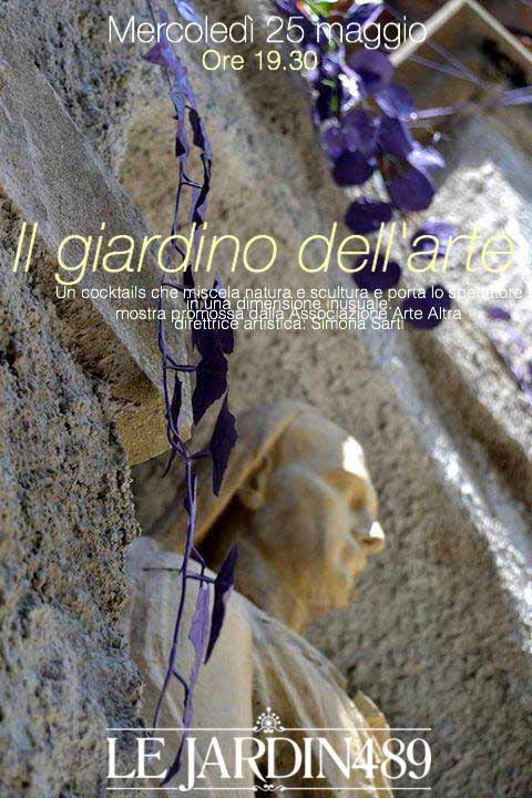 Il Giardino dell'Arte presso Le Jardin 489 Roma