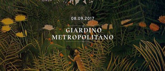 Il Giardino Metropolitano al Ristorante 4cento di Milano