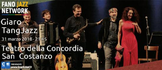 Giaro - TangJazz al Teatro Della Concordia di San Costanzo