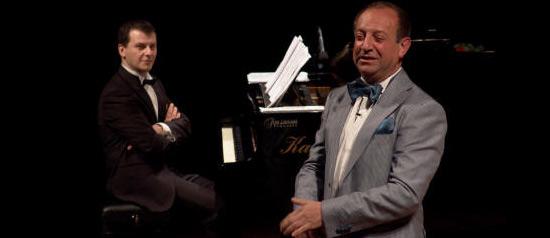 """Gigi Franchini """"Passeggiando per Milano"""" al Teatro Martinetti di Garlasco"""