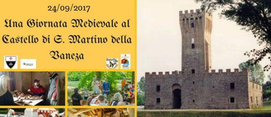Una giornata medievale al Castello di San Martino della Vaneza a Cervarese Santa Croce