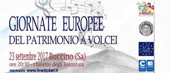 Giornate Europee del Patrimonio al Museo Archeologico Nazionale di Volcei a Buccino