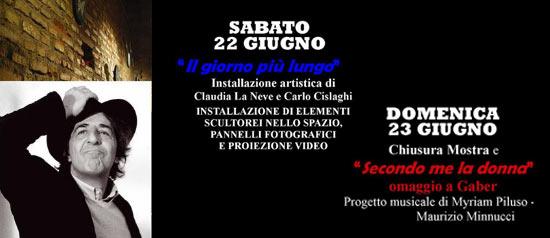 Il giorno più lungo al Flash Mob di Roma