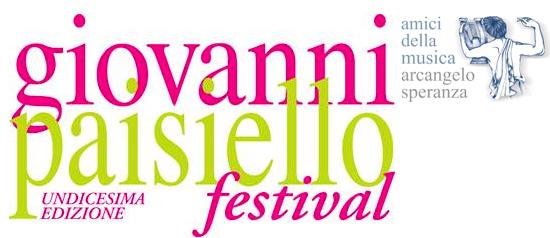 XI° edizione Giovanni Paisiello Festival