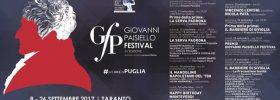 Giovanni Paisiello Festival a Taranto