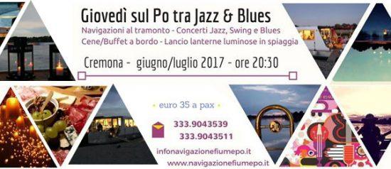 I Giovedì cremonesi in musica sul Po a Cremona