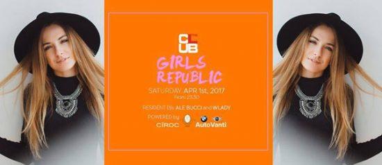 Girls Republic a The Club Milano