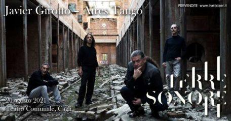 Javier Girotto - Aires Tango a Cagli