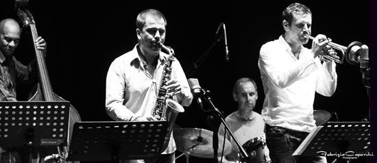 Rosario Giuliani feat Fabrizio Bosso 4TET al Lamezia Jazz Festival