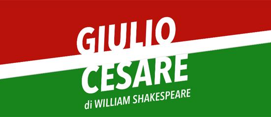 """""""Giulio Cesare"""" al Teatro del Canovaccio di Catania"""