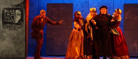"""""""Il gobbo di nostre dame"""" al Teatro Nuovo Sala Gassman di Civitavecchia"""