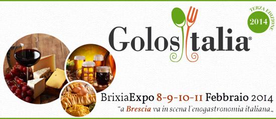 Golositalia 2014 al Centro Fiera di Brescia