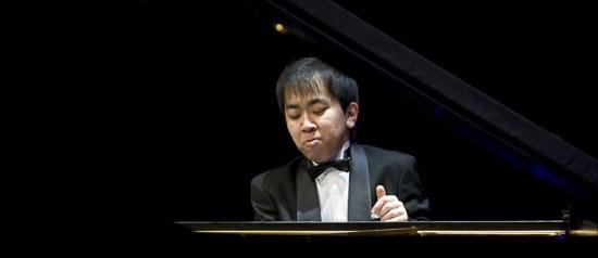 Masataka Goto all' Auditorium Marco Biagi di Modena