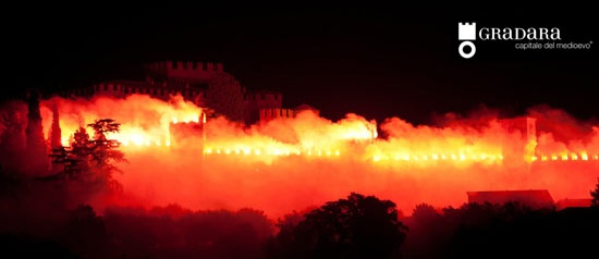 Assedio al Castello di Gradara