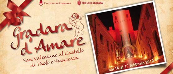 Gradara d'Amare: un San Valentino romantico in uno dei borghi più belli d'Italia