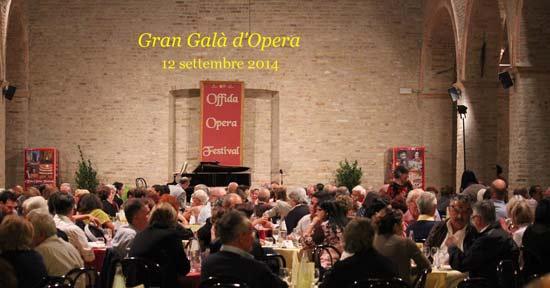 """Enoteca delle Marche """"Vinea"""" Concerto lirico GRAN GALA' D'OPERA"""
