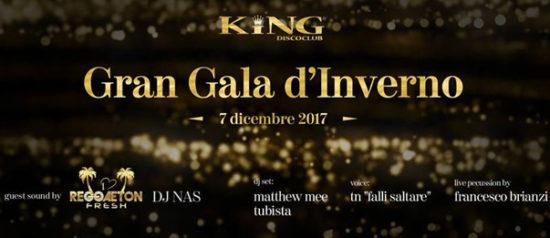 Gran Galà d'Inverno al King Disco Club di Castel San Giovanni