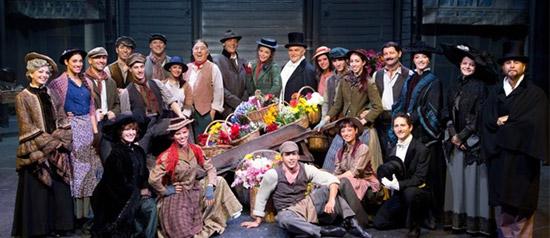 My Fair Lady Il musical al Palariviera di San Benedetto del Tronto