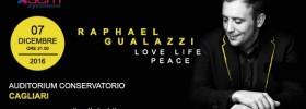 "Raphael Gualazzi ""Love Life Peace Tour"" a Cagliari"